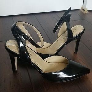 Adrienne vittadini black heels